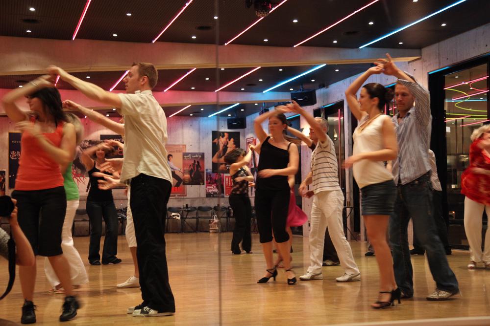 rumba tanzschritte